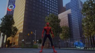 "Spider-Man 3: The Game ""Удаление тумана"""