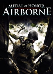 Обложка игры Medal of Honor Airborne