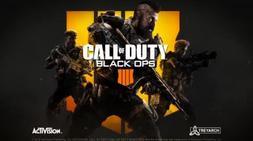 Call of Duty: Black Ops 4 (2018) - русский трейлер - VHSник