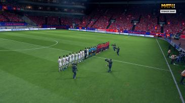 """FIFA 19 """"Новый логотип Матч ТВ"""""""