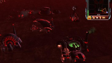"""Command & Conquer 3: Tiberium Wars """"Карта - Bloody Dungeons"""""""