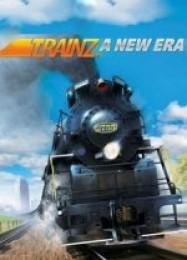 Обложка игры Trainz: A New Era