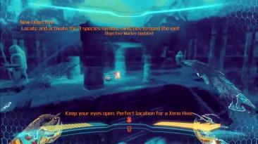 Aliens vs Predator 2010- Прохождение за Хищника часть #3 Руины