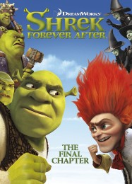 Обложка игры Shrek Forever After: The Game