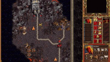 """Heroes of Might and Magic 3: The Restoration of Erathia """"Cucletenebres"""""""