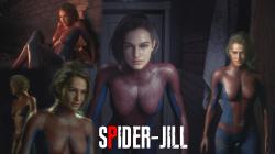 """Resident Evil 3 """"Джилл-паук"""""""