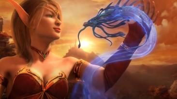 Кинематографические трейлеры World of Warcraft и Burning Crusade в 48FPS и 4K выглядят довольно впечатляюще