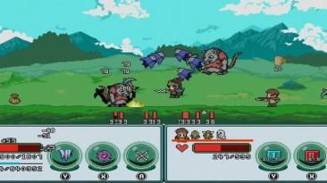 8-битная RPG в открытом мире Artifact Adventure Gaiden DX вышла сегодня на Switch