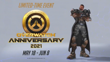 """Blizzard объявила даты проведения события """"Годовщина"""" в Overwatch"""