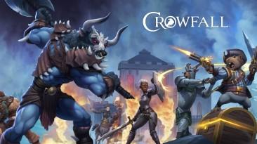 Crowfall официально доступна на платформе Фогейм