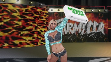 "WWE 2K19 ""Carmella Money In The Bank 2020 MOD"""