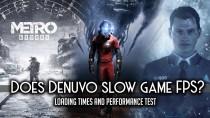 Как сильно влияет Denuvo на производительность современных игр