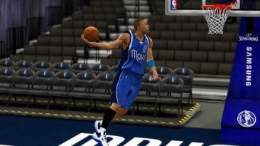 """NBA 2K10 """"Dallas Mavs 10-11 Jerseys Pack"""""""