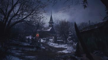"""Resident Evil: Village """"Темный и насыщенный решейд"""""""