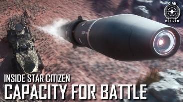 Новое видео Star Citizen, демонстрирующее конденсаторы и ракеты; Краудфандинг достиг 358 млн. долларов