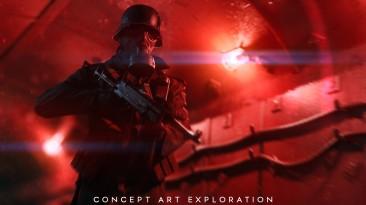 """Battlefield V """"CONSEPT ARTS EXPLORATION v. 2.0 (расширенный)"""""""