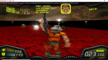 "Doom 2 ""Plasma Pool"""