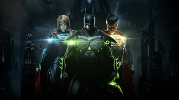 Эд Бун желает увидеть фильм по играм Injustice