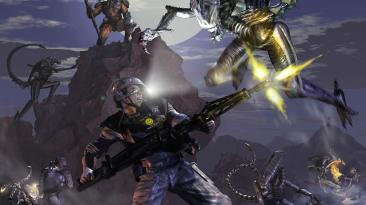 "Aliens Versus Predator 2 ""Кровь и кишки"""