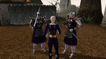 """Morrowind """"Гусарский мундир"""""""