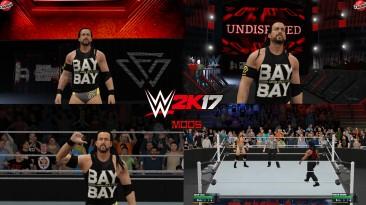 """WWE 2K17 """"Adam Cole 2K20 Attire (Face Animation) MOD"""""""