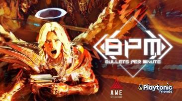 BPM: Bullets Per Minute выйдет для PS4 и Xbox One этим летом