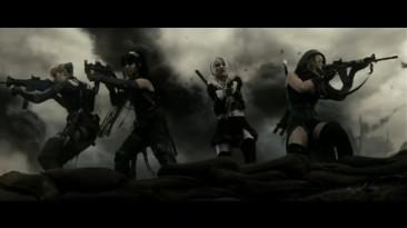 Синематик трейлер Battlefield V с живыми актёрами