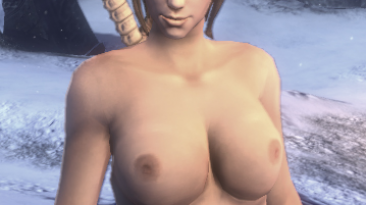 "Fable 3 ""Nude Mod"""