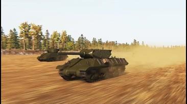Релизный трейлер и дата выхода Tank Mechanic Simulator