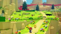 Несколько японских рекламных роликов Paper Mario: The Origami King