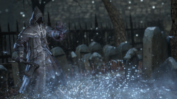 "Dark Souls 3 ""Конвергенция"""