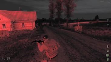 Ночной путь к дамбе победа - DayZ Mod