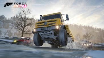 Forza Horizon 4 независимый взгляд