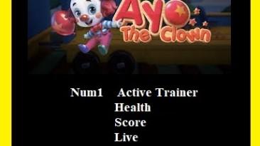 Ayo the Clown: Трейнер/Trainer (+3) [1.0] {Abolfazl.k}