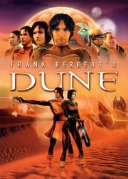 Обложка игры Frank Herbert's Dune