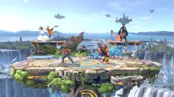 Вышло новое обновление 9.0.2 для Super Smash Bros Ultimate, исправляющее различные проблемы с геймплеем и бойцами