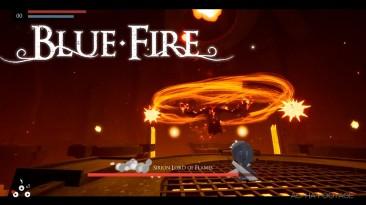 Blue Fire выйдет на Switch, PlayStation 4, Xbox One и ПК и в 2021 году