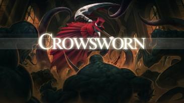 Метроидвания Crowsworn собрала на Kickstarter больше $1 млн.