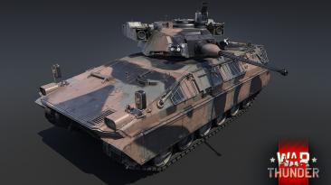 """Итальянский лёгкий танк VCC-80/30 прибудет в War Thunder вместе с обновлением """"Дрожь земли"""""""