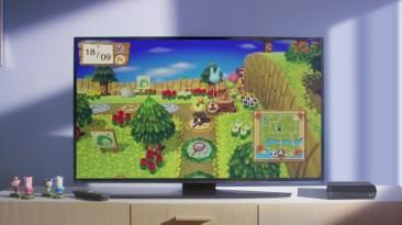 Трейлер к релизу Animal Crossing: amiibo Festival