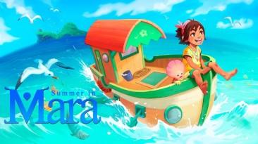Представлен первый час Switch-версии Summer in Mara