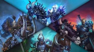 """World of Warcraft: Shadolands - Рассказ о вселенной Warcraft: """"Последний поход"""""""