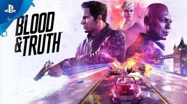 Демо-версия Blood & Truth стала доступна для загрузки