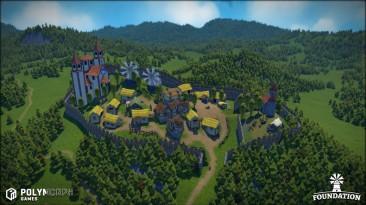 Foundation отправит вас строить города в Средневековье
