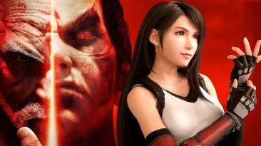 Моддер добавил Тифу Локхарт из FF7 в Tekken 7