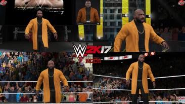 "WWE 2K17 ""Omos (Лицевая анимация) WWE 2K19 Порт мод"""