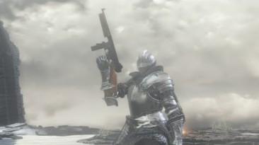 Душевная перестрелка - Dark Souls 3 превращается в шутер благодаря моду