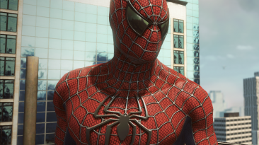 """Amazing Spider-Man """"New Classic suit"""""""