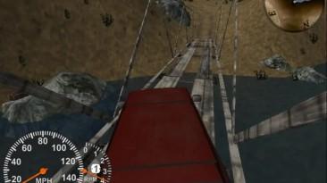 Прохождение 4х4: Evolution 2 #5 - Миссия: Парк препятствий - Лебедка