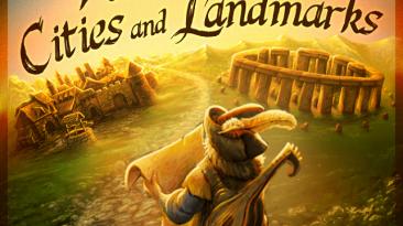 "Total War Saga: Thrones of Britannia ""Historical Cities and Landmarks"""